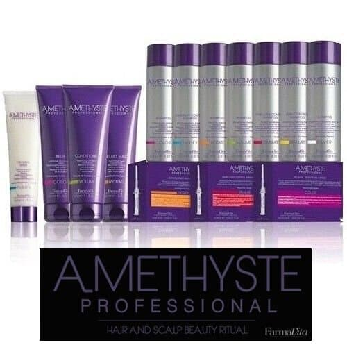 Amethyste Color Lotion - FarmaVita για βαμμένα μαλλιά / 10x10ml
